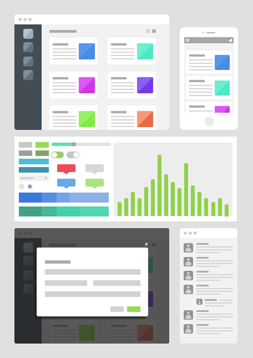 Sketch Wireframe Template