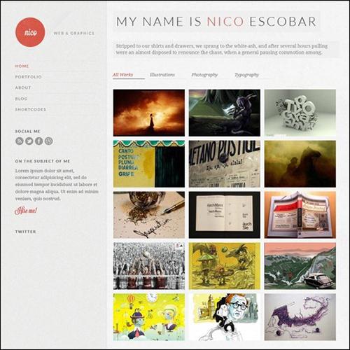 Nico Theme