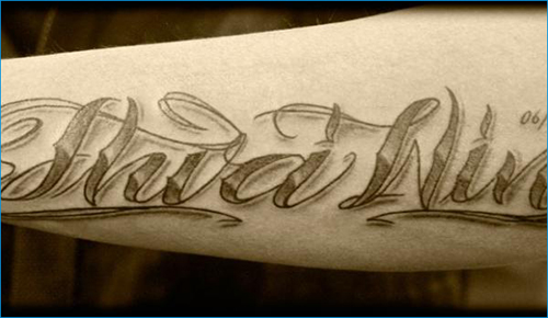 Artistic tattoo fonts apk download free lifestyle app for