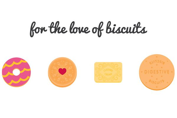 For the Love of Biscuits