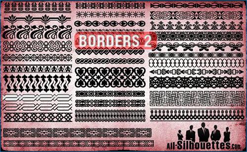 Vector Borders