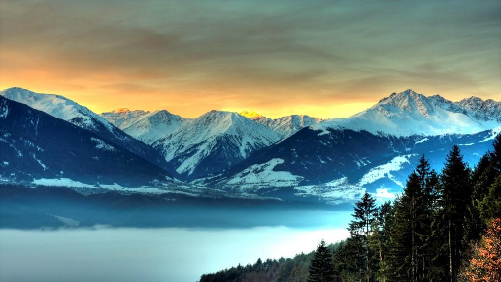 Panoramic Desktop Wallpapers