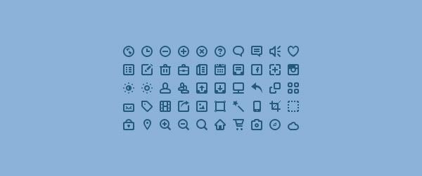 50 Icons