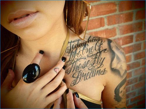 free calligraphy tattoo fonts