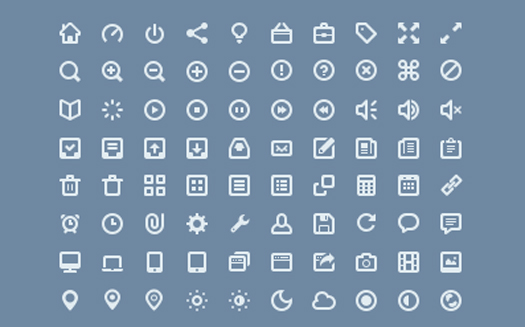 Free Icon Set Sketchapp