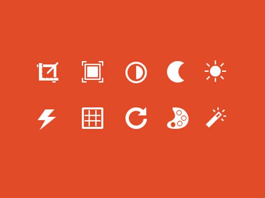 Free Vector Minimal Icons