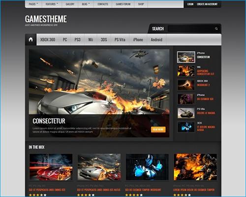 GamesTheme-Premium-WordPress-Theme