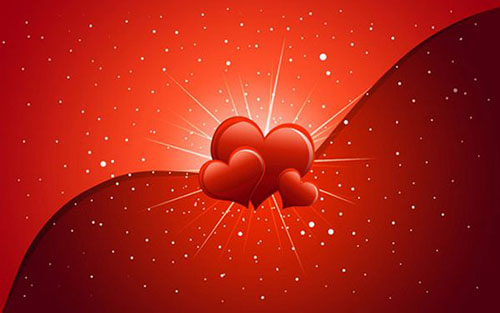 How to Create a Romantic Valentines Day card2 Valentine Design