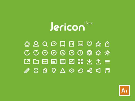 Jericon Mini 16px