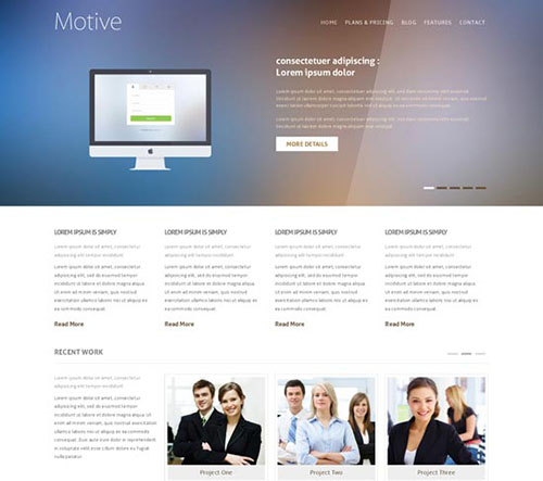 160+ Best Free HTML5 CSS3 Responsive Website Templates | PSDreview