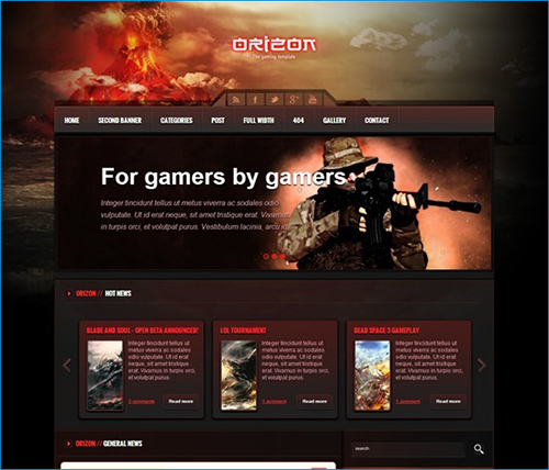 Orizon---The-Gaming-Template-WP-Version