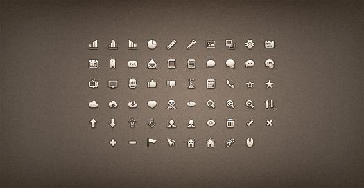 Premium Pixels Icon Set (PNGCSHPSD)
