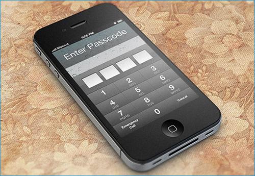 Unlock-Screen-PSD