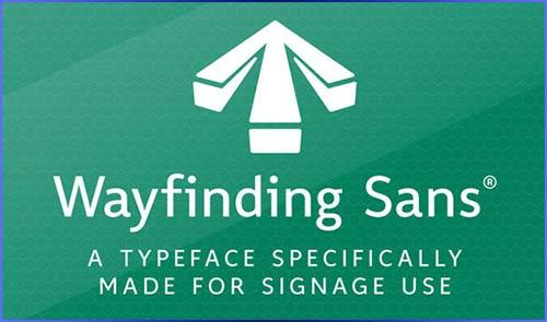 Wayfinding Sans Download for free
