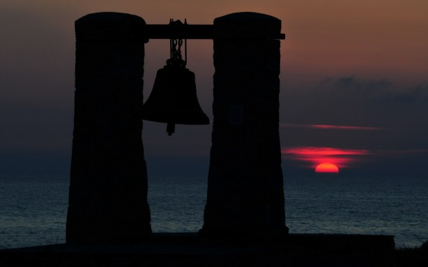 Sunset Bell Desktop Wallpapers