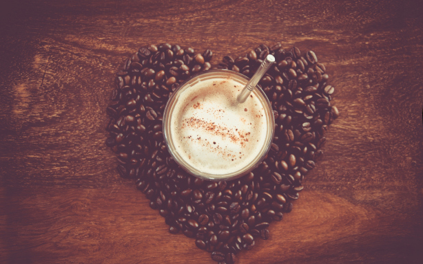 Coffee Beans Desktop Wallpapers