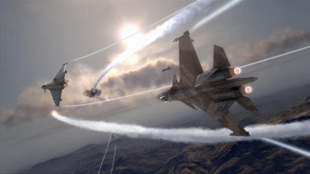 Animated Fighter Planes Desktop Wallpapers