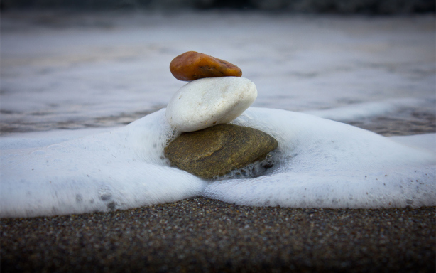 Sea Stones Desktop Wallpapers