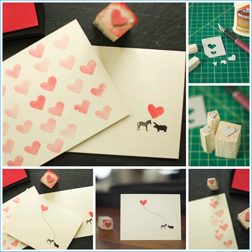 Handmade Stamp Cards