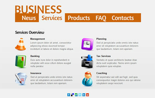 Efficient Business Project