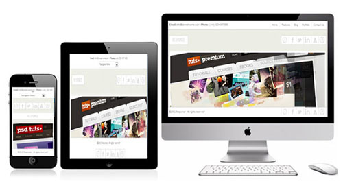 How to Create a Responsive HTML5 Signup Page