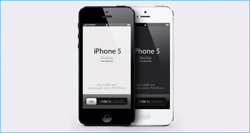 iphone-5-psd