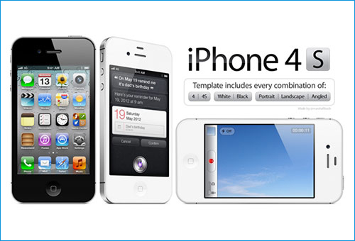High Resolution iPhone 4/4S