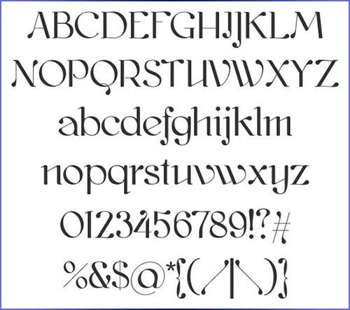 kawoszeh Free Font