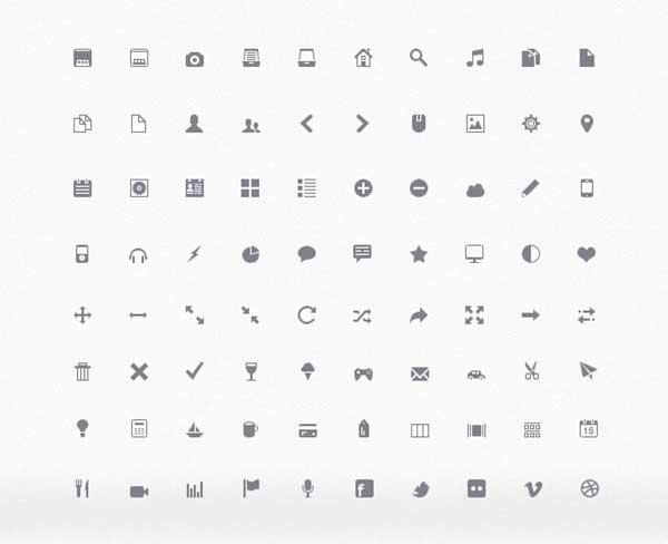 mimi-icons