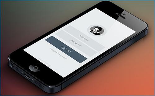 psd-mobile-login