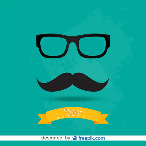 retro-fashion-hipster-look-vector