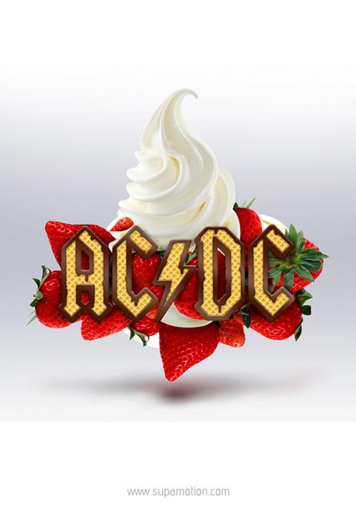 AC/DC Rebranding