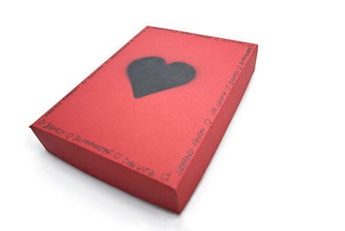 Graffiti Valentine Day Card