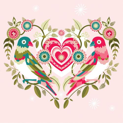 Valentine Vectors